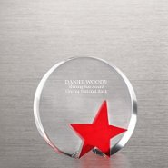 Crystal Red Star Trophy - Round